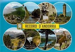 _6ik-631: Record  D'Andorra....N°342  : Eend : > St-Andries B. - - Andorre