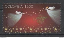 COLOMBIA, 2016, MNH, CHRISTMAS, 1v