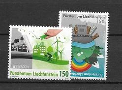 2016 MNH Liechtenstein, Postfris**