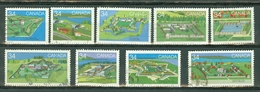 Canada 1985 -  9 Val. 1093/1102  - Yv. 9 Val. 919/928 -  Used