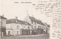 GARGES  -  95  -  Bureau Téléphonique  -  Tabac Vins Café Billard - Garges Les Gonesses