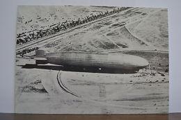 Germany Luftschiff LZ127 Graf Zeppelin Los Angeles USA Postcard 60 - Unclassified