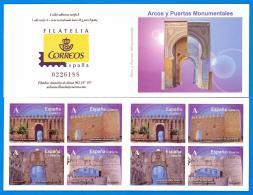 España. Spain. 2015 (**) Arcos Y Puertas Monumentales. Arches And Monumental Gates