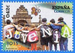 España. Spain. 2015 (**) Juvenia. Ourense