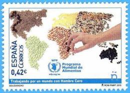 España. Spain. 2015 (**) Programa Mundial De Alimentos. WFP
