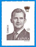 España. Spain. 2015 (**) Rey Felipe VI. Serie Básica. Definitives