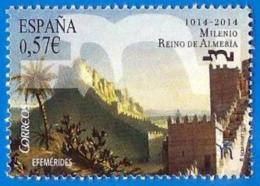 España. Spain. 2016. Milenio Del Reino De Almería