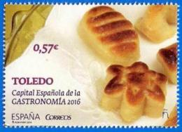 España. Spain. 2016.Toledo, Capital Española De La Gastronomía