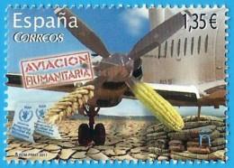 España. Spain. 2017. Aviación Humanitaria