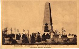 THIEPVAL - POZIERES - MONUMENT DE LA DIVISION AUSTRALIENNE - France