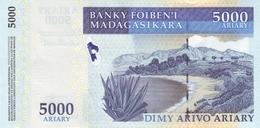 MADAGASCAR P. 94 5000 F 2008 UNC - Madagascar
