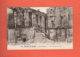 * CPA..dépt 51..CHALONS Sur MARNE :  Rue Pasteur..n°827 - La Guerre  1914 1918  : Voir 2 Scans - Châlons-sur-Marne