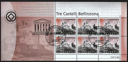 Switzerland Bellinzona 2003 / Bellinzona Castle / UNESCO
