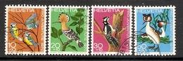 004553 Switzerland Pro Juventute 1970 Set FU - Pro Juventute