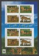 GHANA - MNH - Animals - Wild Animals - WWF