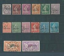 Andorra Franz Post Lot Aus MiNr 1 Bis 23 Gestempelt  High Cv (13588)