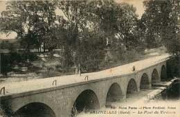 SALINELLES  Le Pont Du Vidourle - France