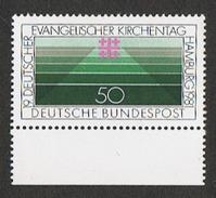 Deutsche Bundespost, Evangelischer Kirchentag Hamburg 1981, (Mi.Nr. 1098), Postfrisch.
