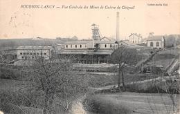 71 - Bourbon-Lancy - Un Beau Panorama Des Mines De Cuivre De Chizeuil - France