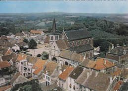 [77] Seine Et Marne > Dammartin En Goele Eglise St Jean Et Ville Vue Aérenne - Autres Communes
