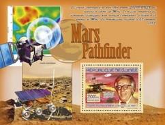 GUINEA 2007 SHEET MARS PATHFINDER SPACE RAY BRADBURY Gu07114c - Guinee (1958-...)