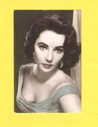 Postcard - Film, Actor, Elisabeth Taylor     (25146) - Actores