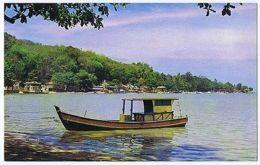 MALAYSIA - PENANG - TANJONG BUNGAH - EDIT M. NOORDIN 1960s ( 1585 ) - Postcards