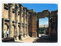 LIBAN / LEBANON - BAALBECK - TEMPLE - EDIT PHOTO SPORT - STAMP  ( 1548 ) - Postcards