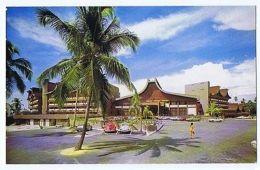 MALAYSIA - PENANG - ROSA SAYANG HOTEL - EDIT M. NOORDIN 1960s ( 1590 ) - Postcards