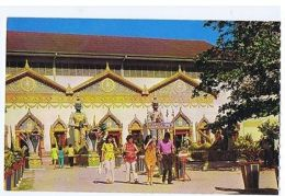 MALAYSIA - PENANG - SIAMESE TEMPLE BURMAH LANE - EDIT M. NOORDIN 1960s ( 1588 ) - Postcards