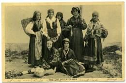 R.256.  Costumi Della Carnia - 1933 - Non Classificati