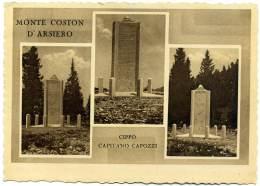 R.299.  MONTE COSTON D'ARSIERO - Vicenza - Otras Ciudades