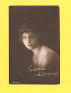 Postcard - Film, Actor, Sandra M.     (25184) - Schauspieler