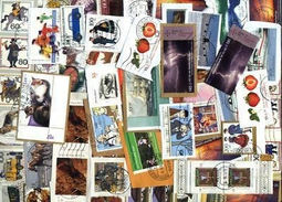 Germany Goldbag 500g (1LB-1½oz) Semi-postals KILOWARE [Vrac Massenware Mezclas Sellos Alla Rinfusa Kilowaar Kilovara] - Timbres