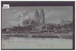 MAGDEBURG - MONDSCHEIN - TB - Magdeburg