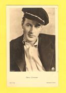 Postcard - Film, Actor, Gary Cooper     (25220) - Schauspieler