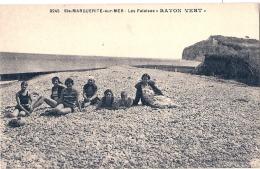 ----07 ---- île  Sainte Marguerite Sur Mer Les Falaises Rayon Vert - La Plage Rayon Vert - Neuve TTBE - Francia
