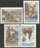 772 Russie 1959 Sports Escalade Alpinisme Mountain Climbing ** Canoe * (R-RUC-305)