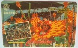 Barbados Phonecard B$20 Crop Over 88CBDC - Barbados