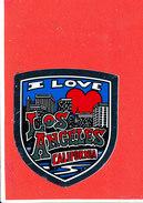 BLASON ADHESIF **  I Love Los Angeles California - Altri