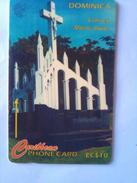 Dominica Phonecard EC$10 Cross 119CDMB - Dominica