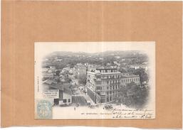 MUSTAPHA - ALGERIE - CPA DOS SIMPLE - Rue De Lyon  - ORL -