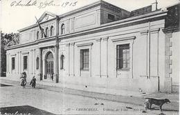 CHERCHELL - ALGERIE - L'Hotel De Ville  - ORL -