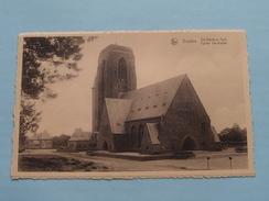 EISDEN Ste Barbara Kerk ( Moens ) Anno 19?? ( Zie Foto Details ) !! - Maasmechelen
