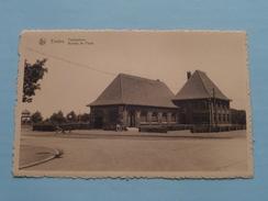 EISDEN Postkantoor ( Moens ) Anno 19?? ( Zie Foto Details ) !! - Maasmechelen