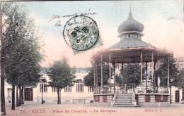 59 - Lille - Place Du Concert - Le Kiosque - Lille