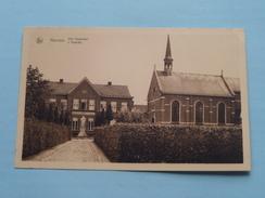 Het Hospitaal ( Mouvau ) Anno 19?? ( Zie Foto Details ) !! - Hamme