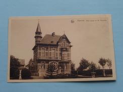 Villa LOUISA De Mr. VERMEIRE ( Mouvau ) Anno 19?? ( Zie Foto Details ) !! - Hamme