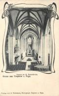 Pologne - Trzebiatów - Gruss Aus Treptow A. Rega - Inneres Der St. Marienkirche - Pologne