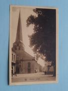 De Kerk ( Mouvau ) Anno 19?? ( Zie Foto Details ) !! - Hamme